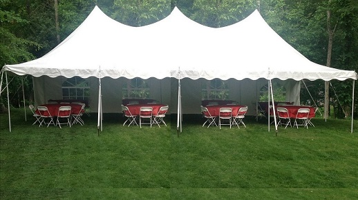 These Are Heavy Duty 20 X 40 Party Rental Tents Of The Highest Quality And Most Attractive Tent On Market