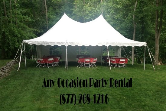 Tent Renting Information For 20 By 30 Party Tents